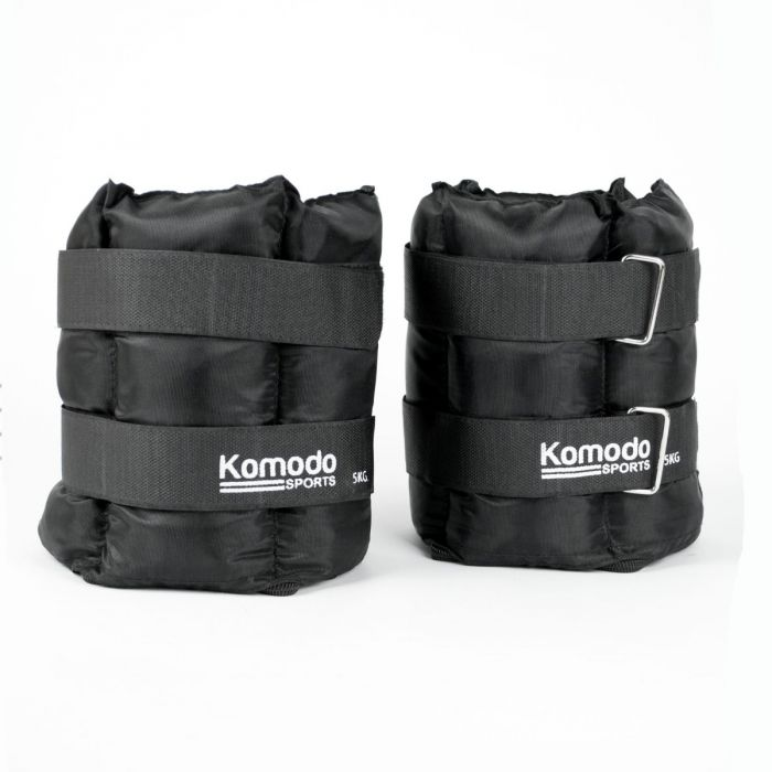 Max 10kg Adjustable Ankle Weights