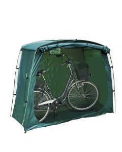 Bicycle Tent Shelter - Green
