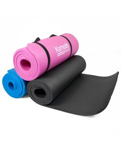 Komodo Sports Tri Folding Gym Mats