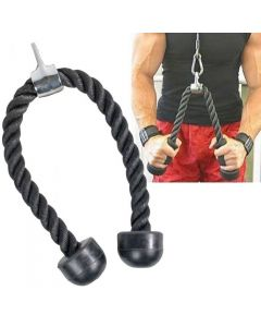 Triceps Rope Cable Attachment
